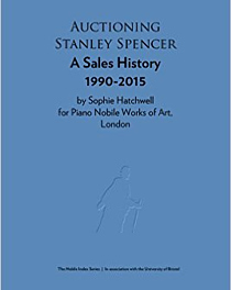 Auctioning Stanley Spencer: Oil Painting Sales 1990-2015